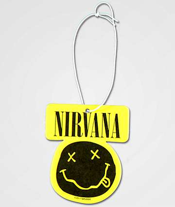 Nirvana Smile Face Air Freshener