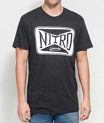 Nitro Circus Patch Black T-Shirt