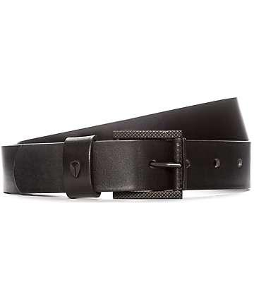 Nixon Americana cinturón fino en negro