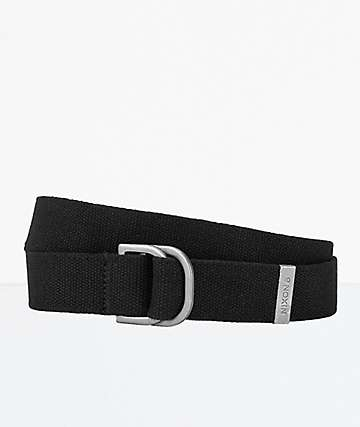 Nixon Claybo D-Ring Web Belt
