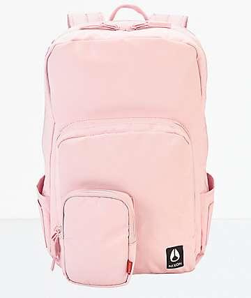 Nixon Daily Pink Petal Backpack