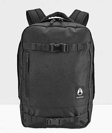 Nixon Del Mar II All Black Backpack
