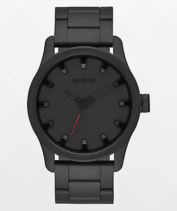 Nixon Driver All Black Watch