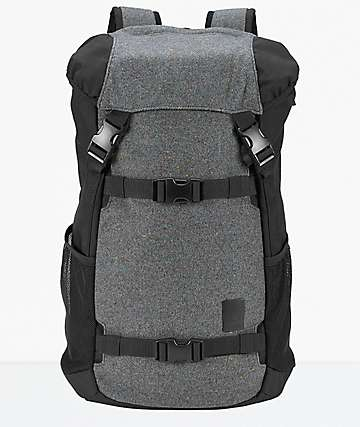 Nixon Landlock SE II Grey Speckle Backpack