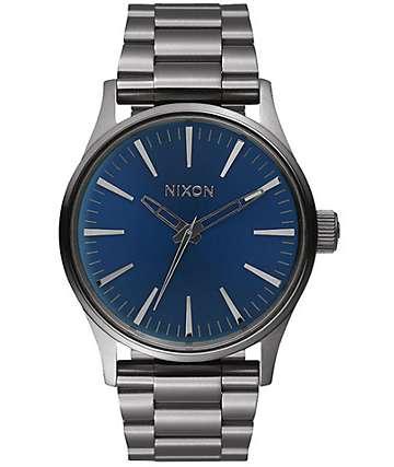 Nixon Sentry 38 SS reloj analógico