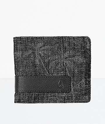 Nixon Showoff Paradise & Black Bifold Wallet