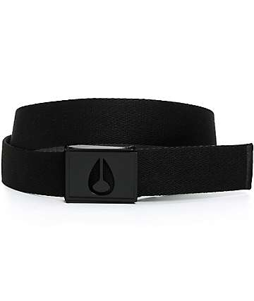 Nixon Spy Web Belt