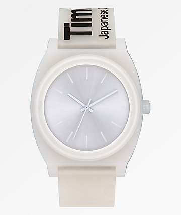Nixon Time Teller Invisible Grey Analog Watch