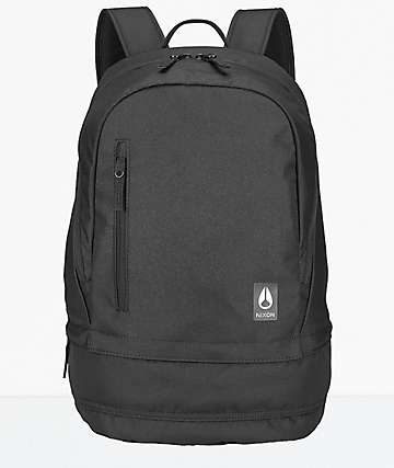 Nixon Traps Black Backpack