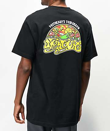NoHours Good Day Black T-Shirt