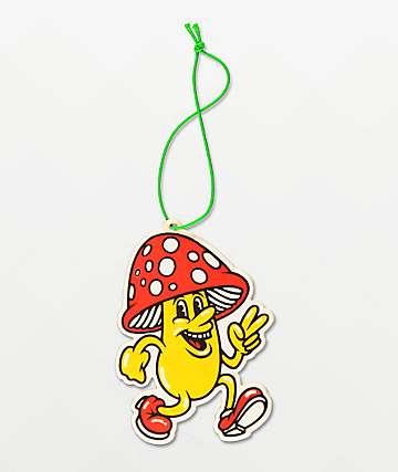 NoHours Happy Mushroom Air Freshener