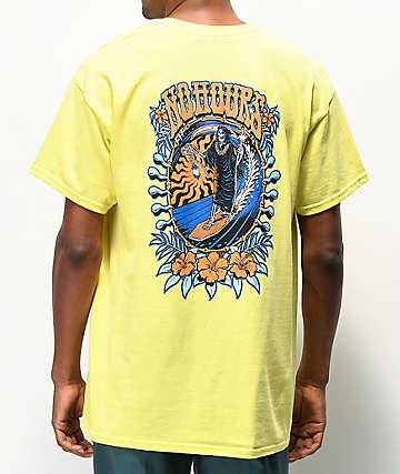 NoHours Last Ride Yellow T-Shirt