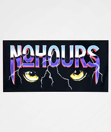 NoHours Savage Sticker