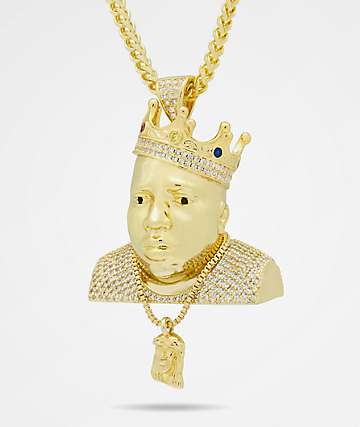 Notorious B.I.G. x King Ice Big Poppa Necklace