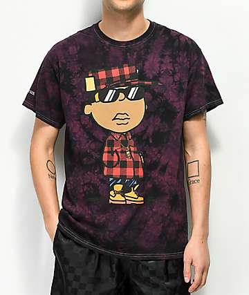 Notorious Lumberjack Red & Black T-Shirt