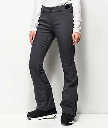 O'Neill PW Spell Melee Dark Grey 10K Snowboard Pants