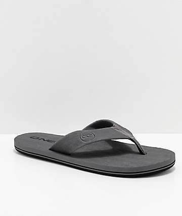 O'Neill Phluff Daddy Grey Sandals