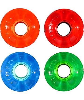 OJ Hot Juice Candy Trans 60mm ruedas de skate