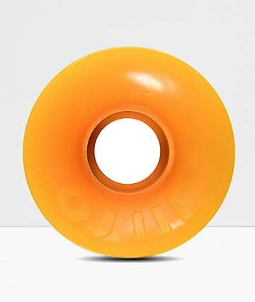 OJ Mini Hot Juice 55mm ruedas de skate en color naranja