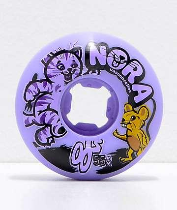 OJ Nora Cat And Mouse 55mm Insane-A-Thane ruedas de skate