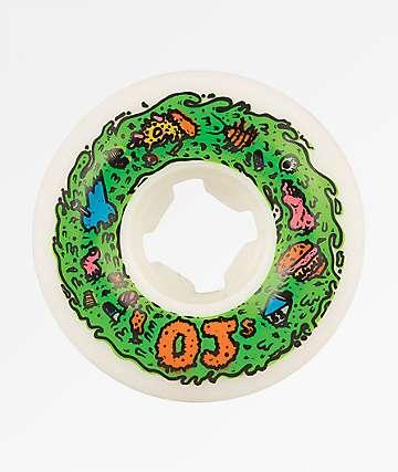 OJ Scum Insanethane 53mm 101a Skateboard Wheels