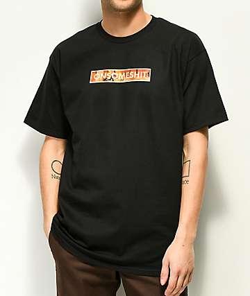 ONSOMESHIT Riot Box Black T-Shirt