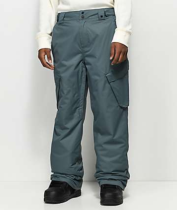 Oakley Arrowhead BioZone 10K pantalones de snowboard grises