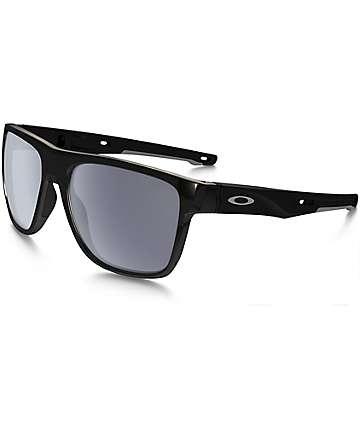 Oakley Crossrange XL gafas de sol en negro y gris