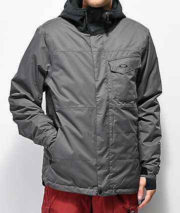 Oakley Division Forged Iron 10K Snowboard Jacket