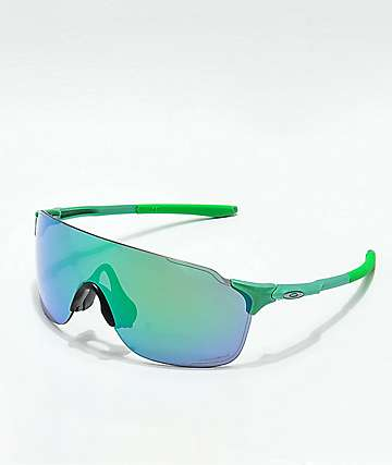 Oakley EVZero Path Prizm Stride Gamma Green Sunglasses