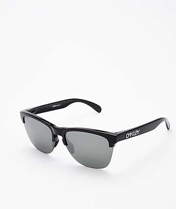 Oakley Frogskins Lite Polished Black Prizm Sunglasses