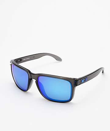 Oakley Holbrook XL Grey Smoke Sunglasses