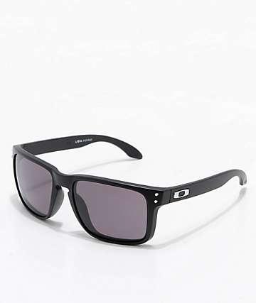 Oakley Holbrook XL gafas de sol en negro y gris