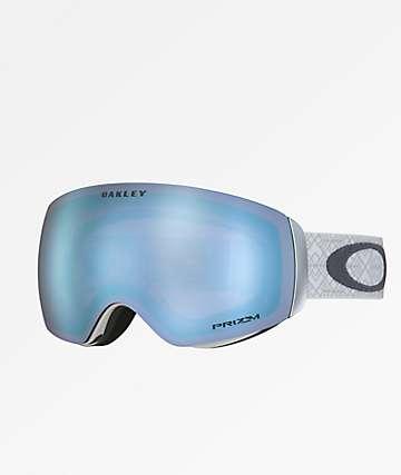 Oakley Jamie Anderson Flight Deck XM PRIZM gafas de snowboard azules