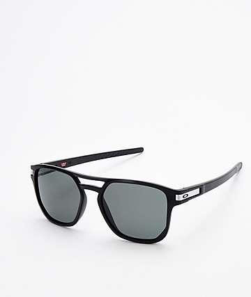 Oakley Latch Beta Prizm gafas de sol en negro mate y gris