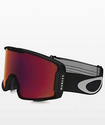 Oakley Line Miner PRIZM Factory Torch Iridium gafas de snowboard