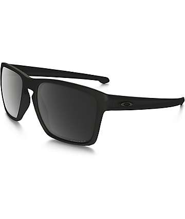 Oakley Sliver XL PRIZM Matte Black Polarized Sunglasses