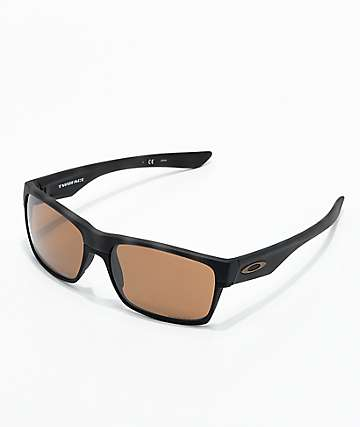 Oakley Twoface Olive Camo PRIZM Sunglasses
