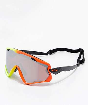 Oakley Wind Jacket 2.0 Harmony Fade PRIZM Snow Black Iridium gafas de sol