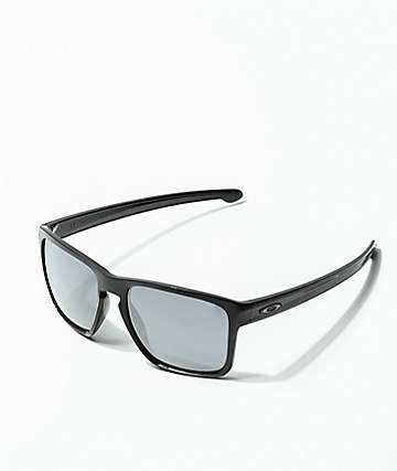 Oakley XL Iridium gafas de sol en gris y negro