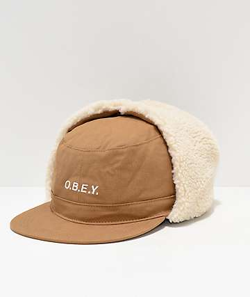 Obey Albany Bone Tracker Hat