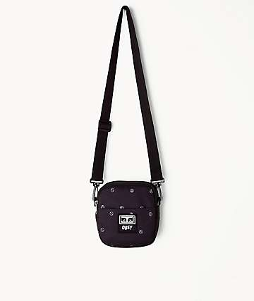 Obey Drop Out Traveler Symbol Utility Bag