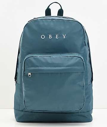 Obey Dropout Mallard Backpack
