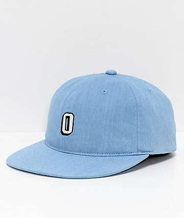 Obey Elden FlexFit gorra de mezclilla