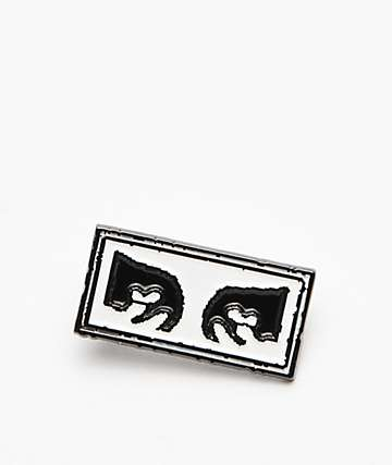 Obey Eyes Enamel Pin