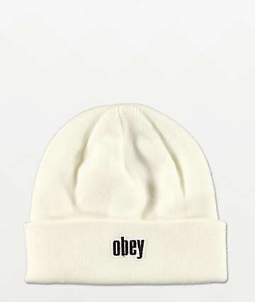 Obey Fresh Jive Bone Beanie