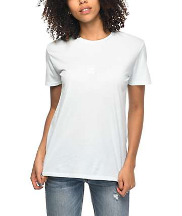 Obey Half Face Drifter Mint T-Shirt