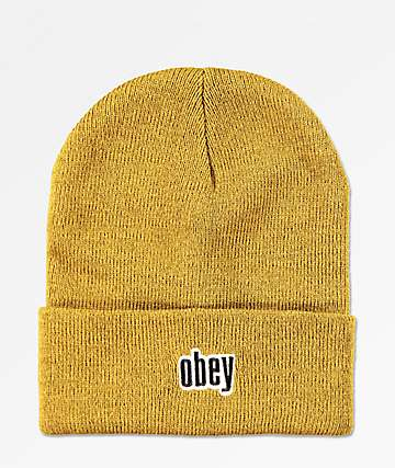Obey Highland Topenade Beanie