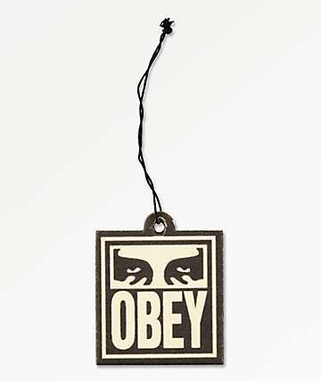Obey Icon Eyes Air Freshener