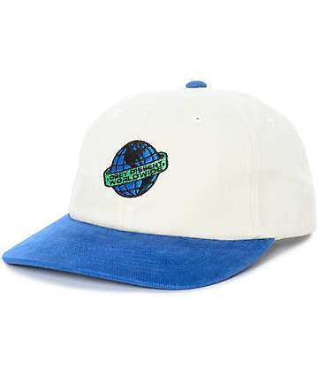 Obey Love Child Blue Snapback Hat